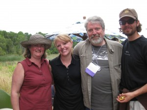 Imbi, Erika, Bill and Doug